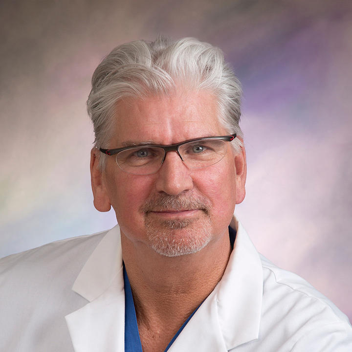 Photo of Thomas Denker, M.D.