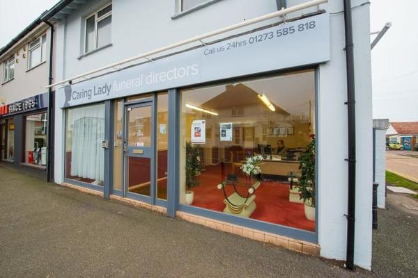 Caring Lady Funeral Director Peacehaven