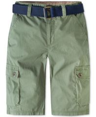 Image of Levi's® Westwood Cotton Cargo Shorts, Little Boys (4-7)
