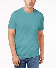 Image of Club Room Men's Heathered T-Shirt, Created for Macy's