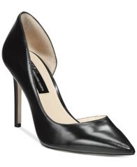 Image of I.N.C. Kenjay d'Orsay Pumps, Created for Macy's