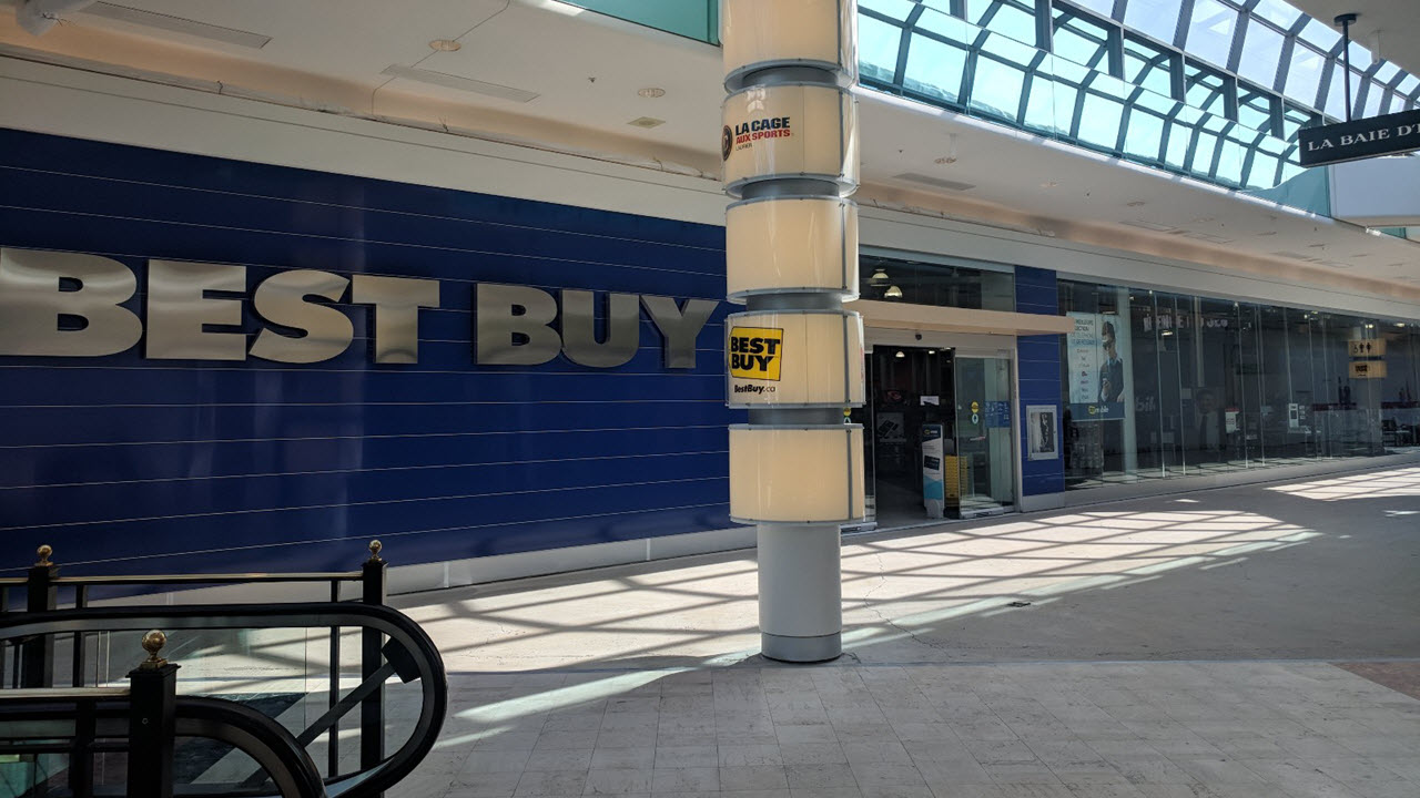 Best Buy Place Laurier