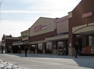 Acme Markets store front picture at 400 Simpson Dr in Chester Springs PA