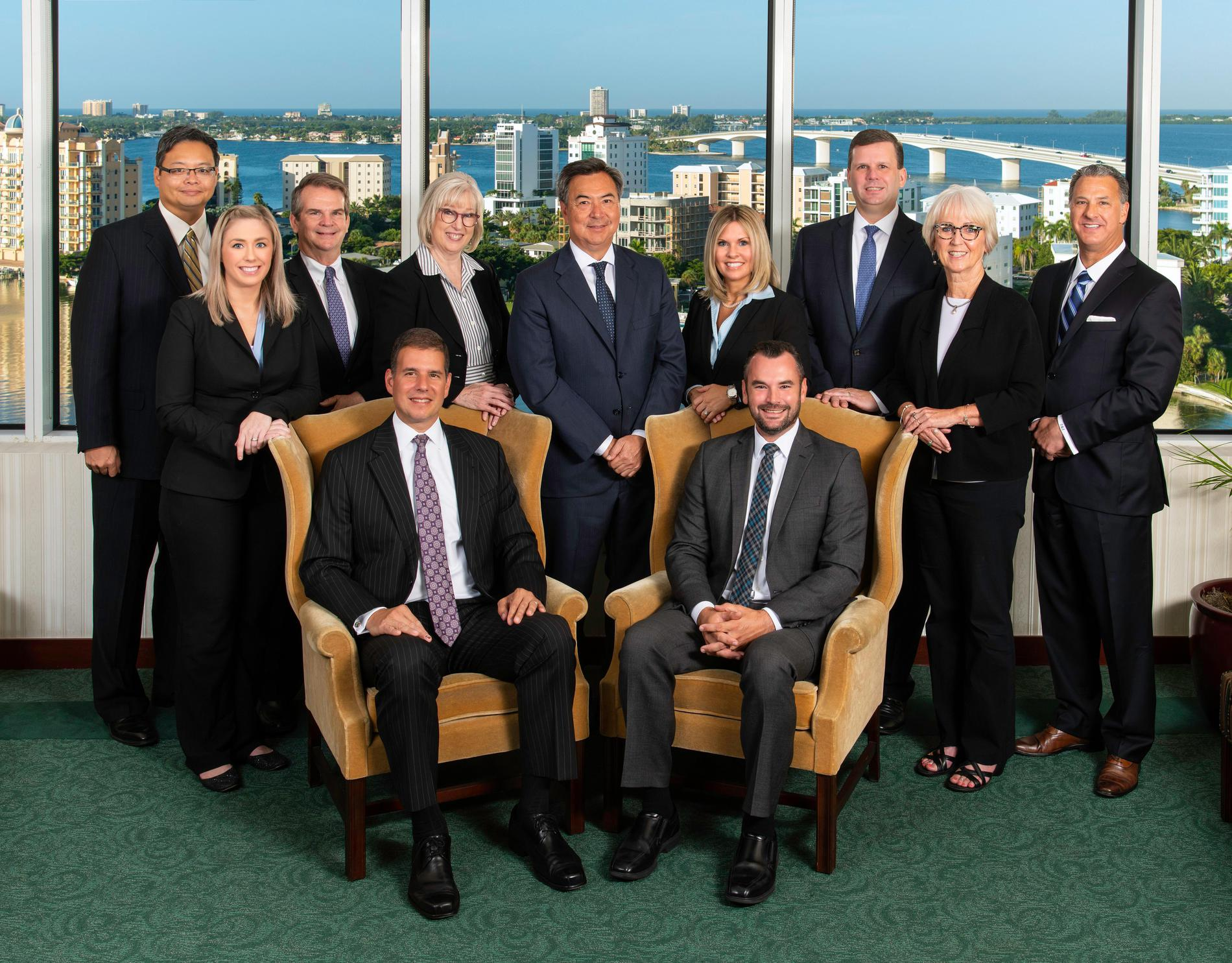 The Sarasota Bay Group | Sarasota, FL | Morgan Stanley Wealth Management