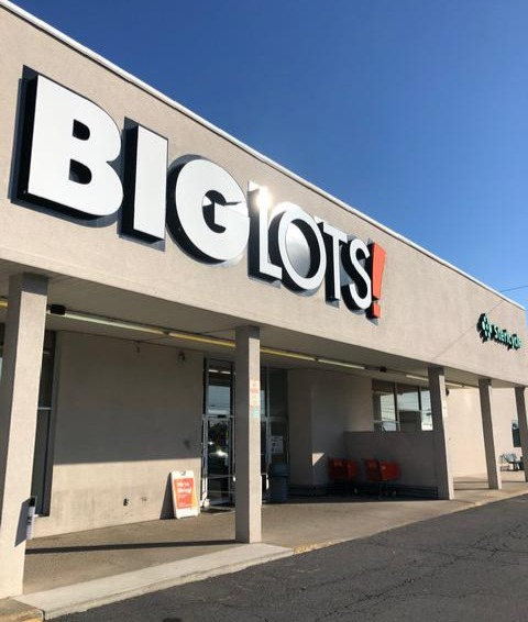 Dunmore, PA Big Lots Store #1166