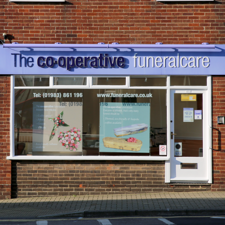 The Co-operative Funeralcare Shanklin
