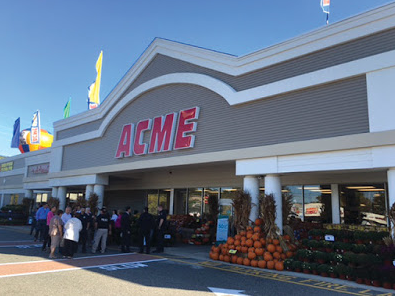 Acme Markets store front picture at 550 Myrtle Ave in Boonton NJ