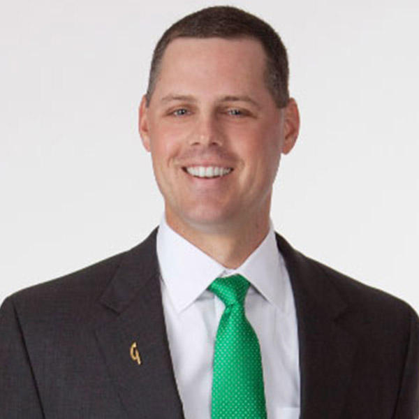 Ryan Hamilton, President Guaranty Bank & Trust Longview, Texas