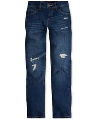 Image of Levi's® 502™ Regular Tapered Fit Jeans, Big Boys