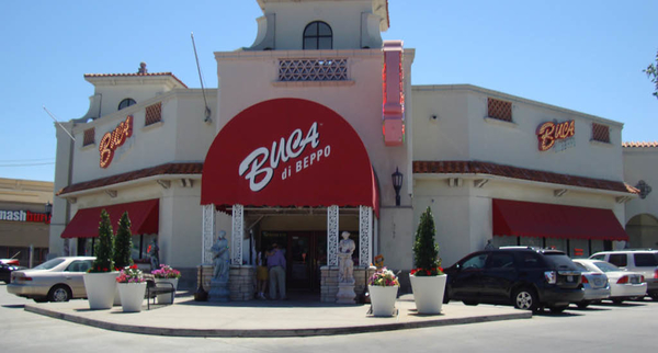 Italian Restaurant Catering Buca Di Beppo Houston