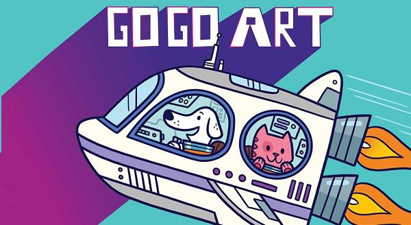 GoGo Art Kids' Meal Toys