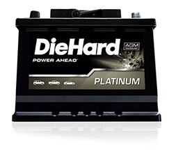 diehard brand car batteries