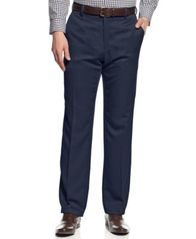 Image of Kenneth Cole Reaction Slim-Fit Urban Dress Pants