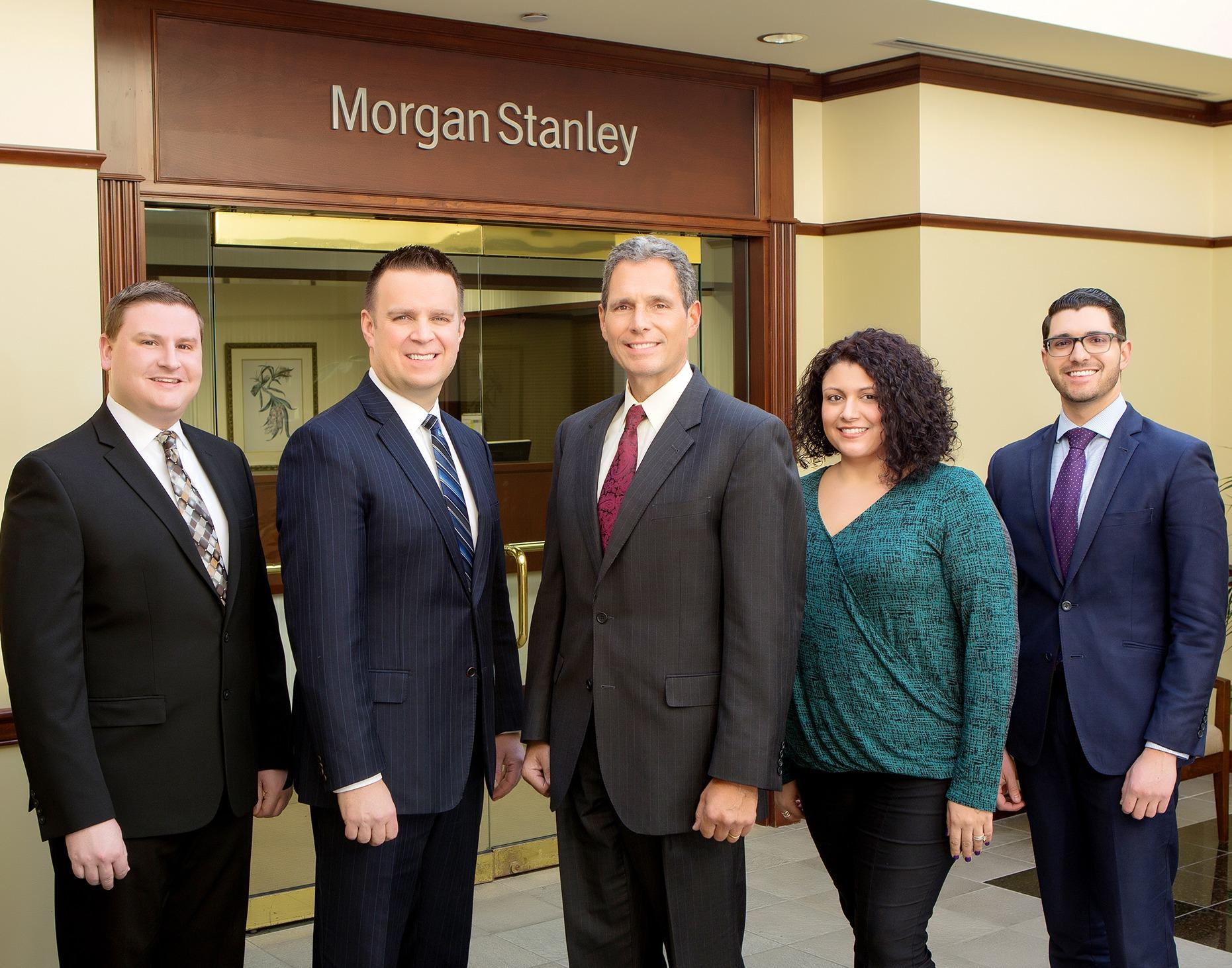 Scharf / DeSarro Group | Utica, NY | Morgan Stanley Wealth Management