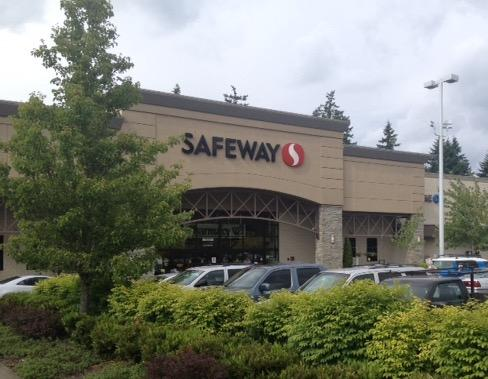 Safeway Store Front Picture at 4280 Martin Way E in Olympia WA