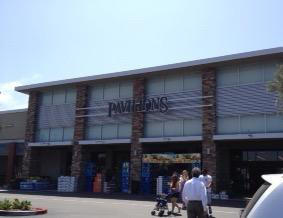 Pavilions store front picture at 3100 W Balboa Blvd in Newport Beach CA