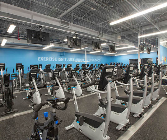 Blink 125th St Gym At 125th St New York Ny Blink Fitness