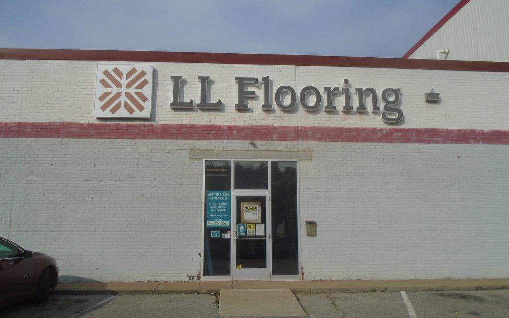 LL Flooring #1069 Pittsburgh | 4700 Campbells Run Road | Storefront