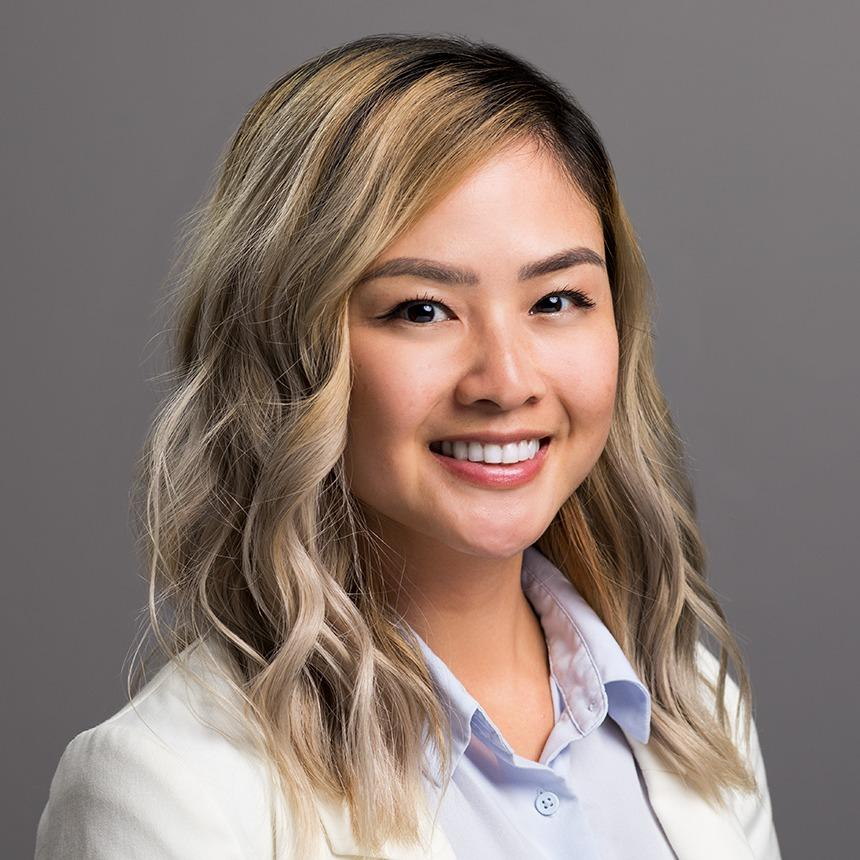 Headshot photo of Diana R Lee, DMD