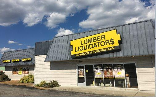 Lumber Liquidators Flooring #1274 North Chesterfield | 9990 Robious Road | Store Front