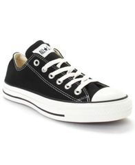 Image of Converse Women's Chuck Taylor All Star Ox Casual Sneakers from Finish Line