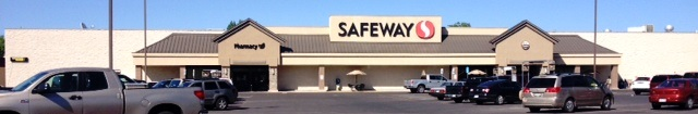 Safeway Store Front Picture at 1329 S Townsend Ave in Montrose CO