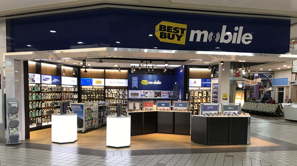 Best Buy Woodbine Centre