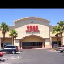Vons Store Front Picture at 8540 W Desert Inn Rd in Las Vegas NV