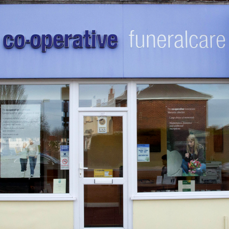 The Co-operative Funeralcare Gosport