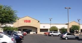 Vons Store Front Picture at 475 W Main St in Brawley CA