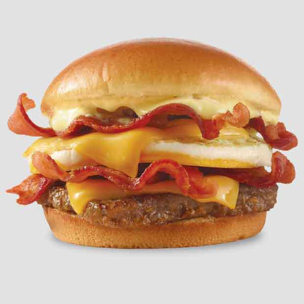 Wendy's Breakfast Baconator™