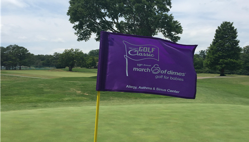 Ted Hall Classic to support March of Dimes