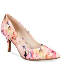 Image of Alfani Women's Step 'N Flex Jeules Pumps, Created for Macy's