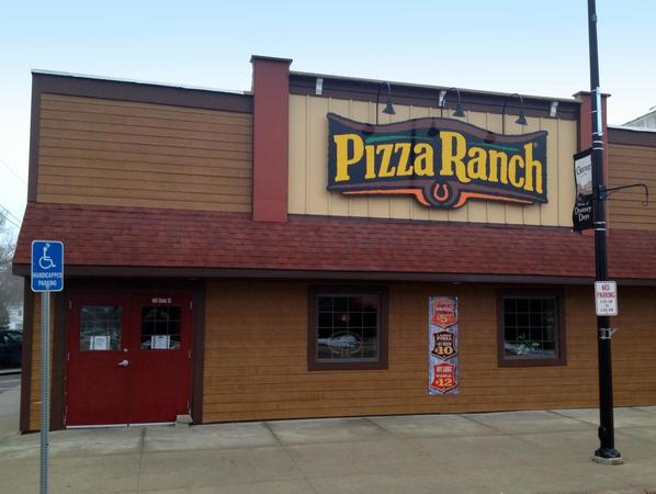 Pizza Ranch Closed Garner