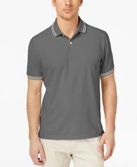 Image of Club Room Men's Performance Polo, Created for Macy's