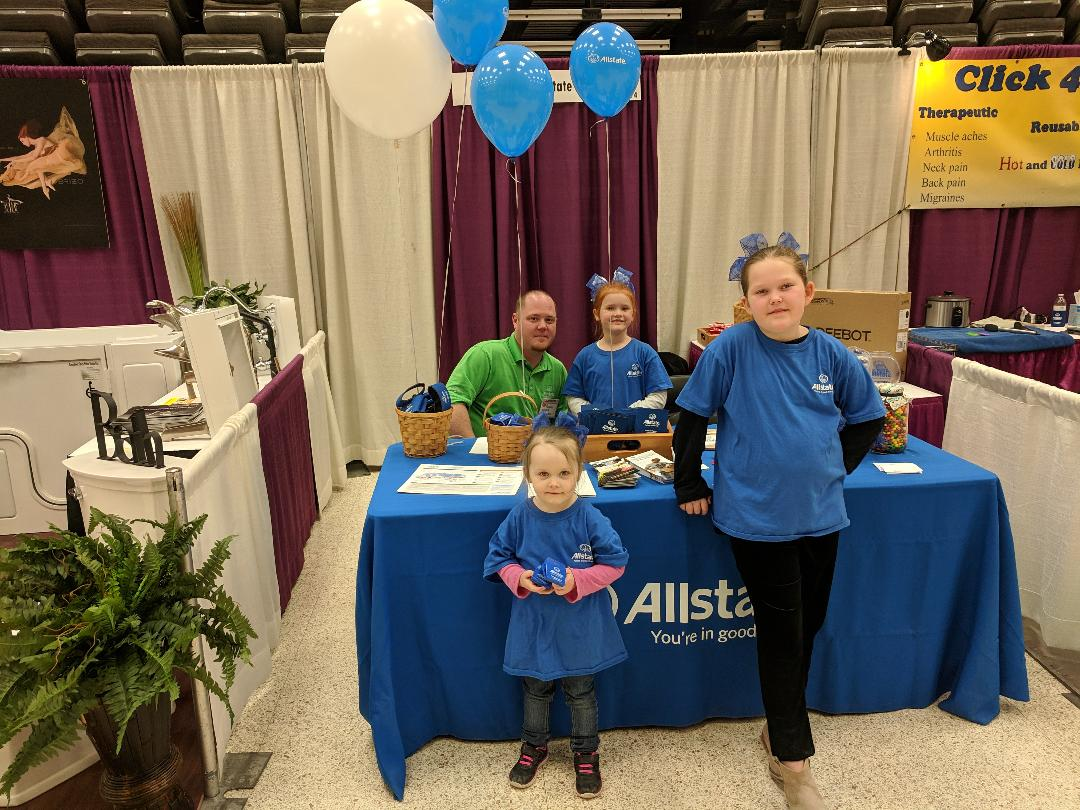 Allstate | Car Insurance in Wichita, KS - Britton Purselley