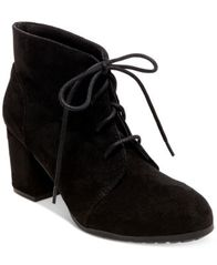 Image of Madden Girl Torch Block-Heel Booties