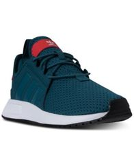 Image of adidas Big Boys' X-PLR Casual Athletic Sneakers from Finish Line