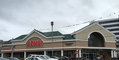 Acme Markets store front picture at 2160 Lemon Ave, Fort Lee, NJ