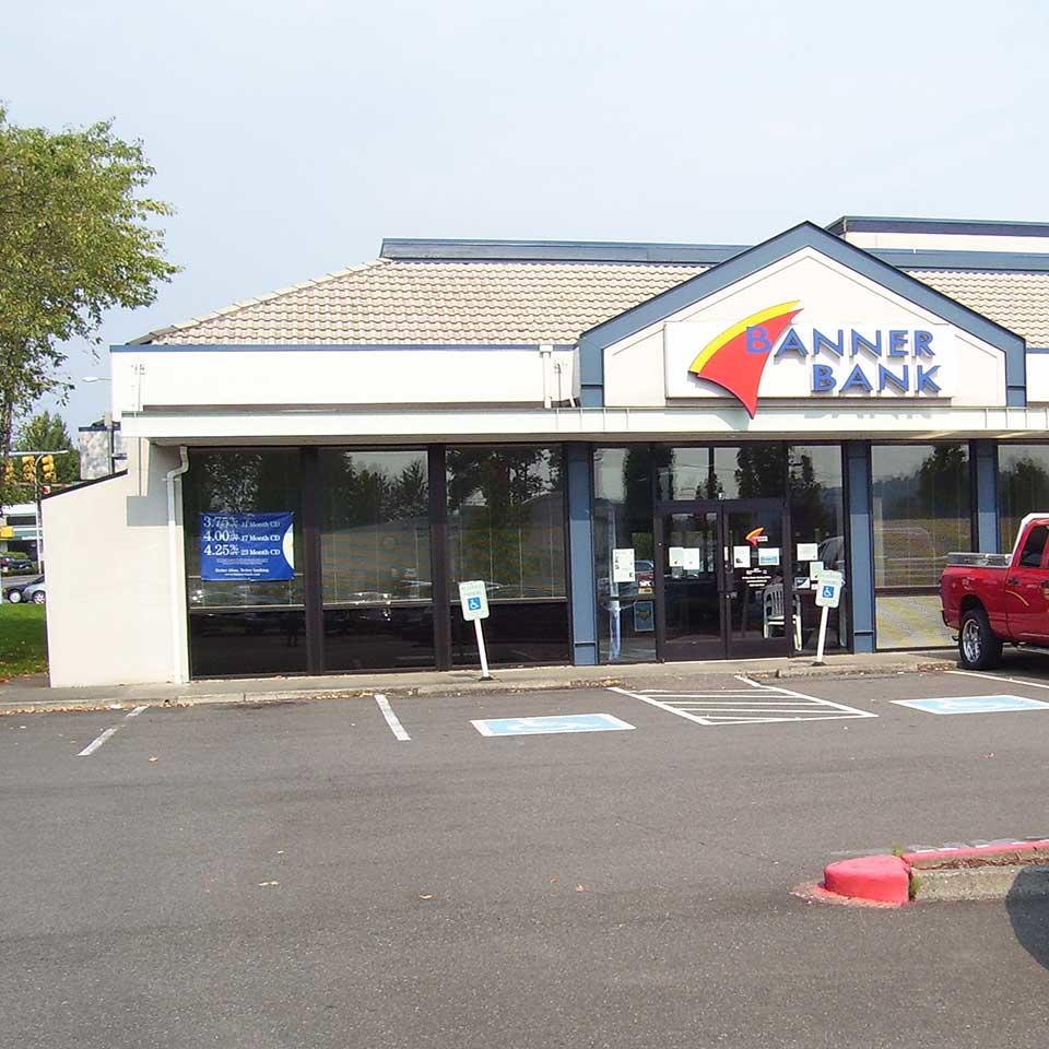 Banner Bank branch in Renton, Washington