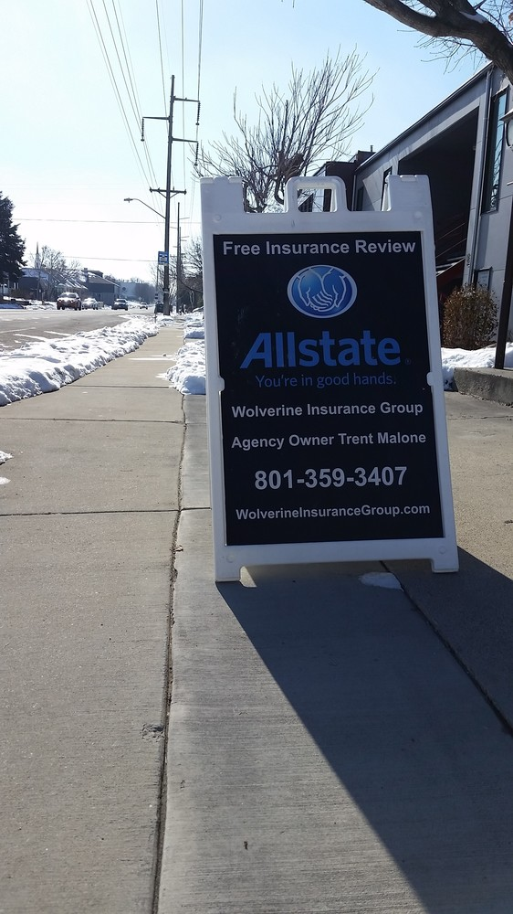 Allstate Car Insurance Quote Get An Allstate Auto Insurance Quote  Trent Malone Salt Lake City Ut