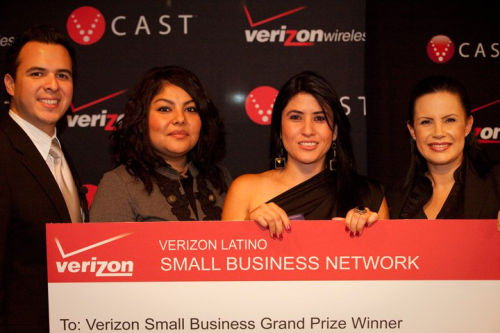 2009 Verizon Small Business Grand Prize winner