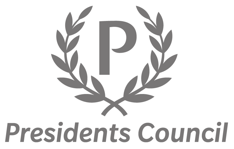 President's Council Award logo