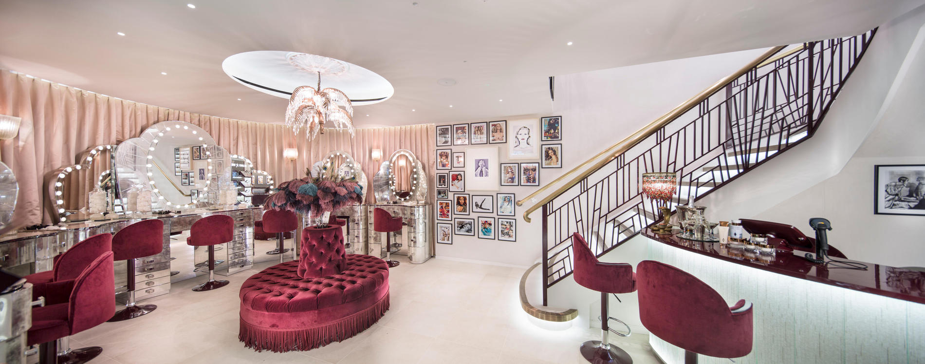 Charlotte Tilbury Covent Garden Makeup Counter In London Greater London