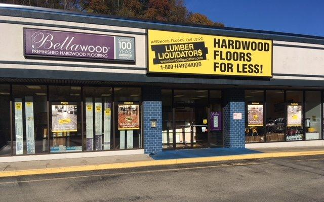 LL Flooring #1267 Monroeville | 4721 William Penn Highway | Storefront