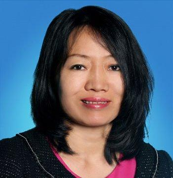 Photo of Tracy Cuiying Zhang