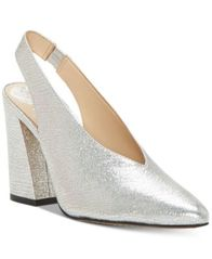 Image of Vince Camuto Tashinta Slingback Pumps