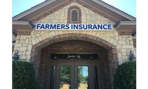 Stone exterior of Farmers Insurance agency