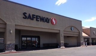 Safeway Store Front Picture at 465 W Mariposa Rd in Nogales AZ