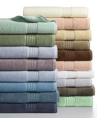 "Image of Hotel Collection Turkish 30"" x 56"" Bath Towel"